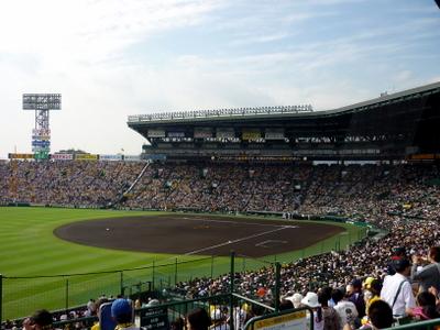 阪神甲子園球場完全ガイド~座席表・ゲート・アクセス・駐車場・イベント日程~