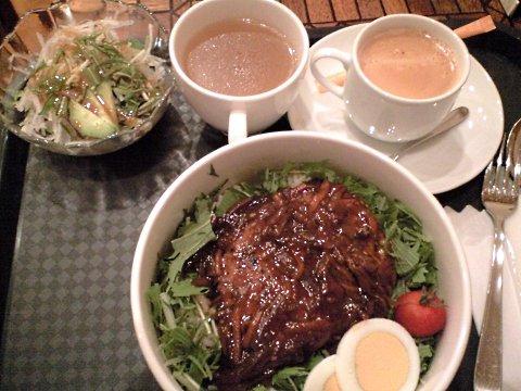 サロン・ド・カフェ(Salon de Cafe)