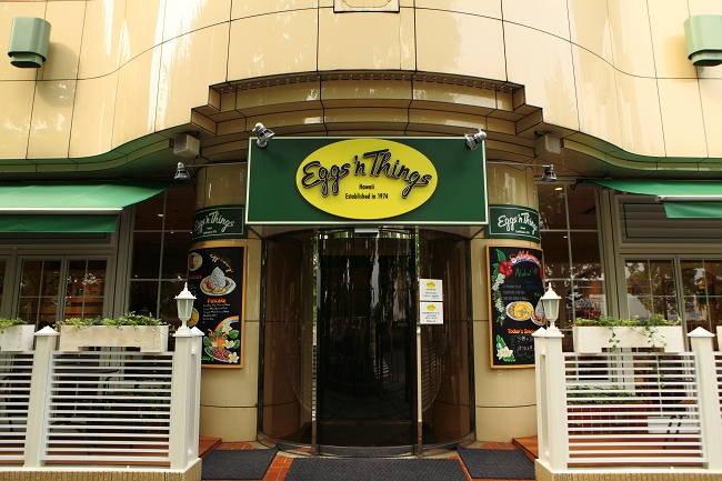 エッグスンシングスが湘南江ノ島に横浜山下公園に続きオープン!ハワイ発の人気パンケーキ店