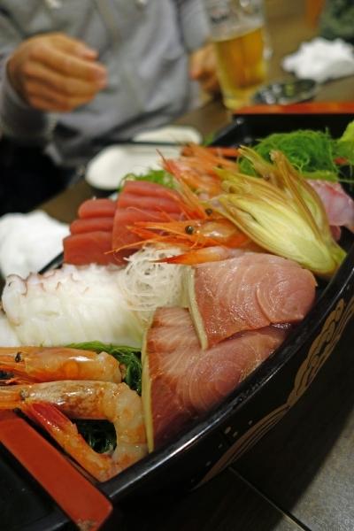 魚河岸本舗ぴち天本店は新鮮魚介とあげたて天ぷら