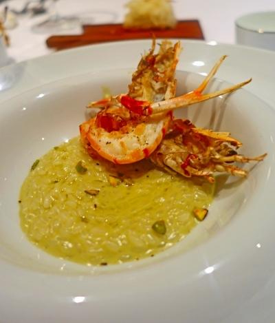 高級イタリアンなランチタイムを楽しめるクッチーナ イタリアーナ ガッルーラ