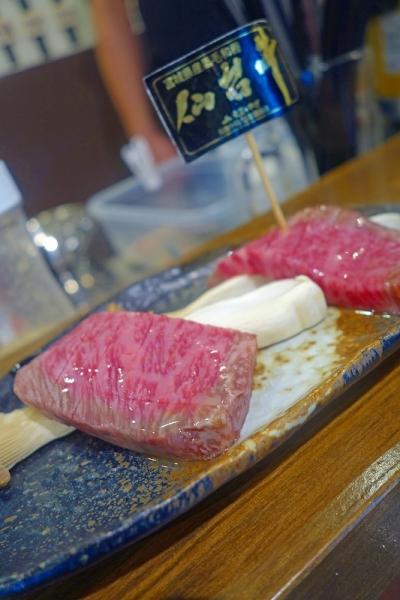 ボリュームたっぷりの焼肉丼「肉魂」