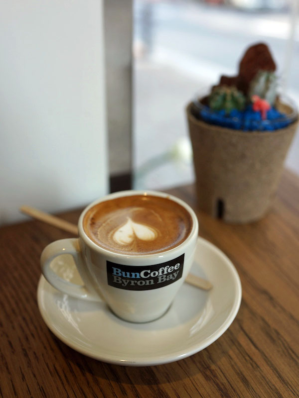 BunCoffee Byron Bay(バンコーヒー)