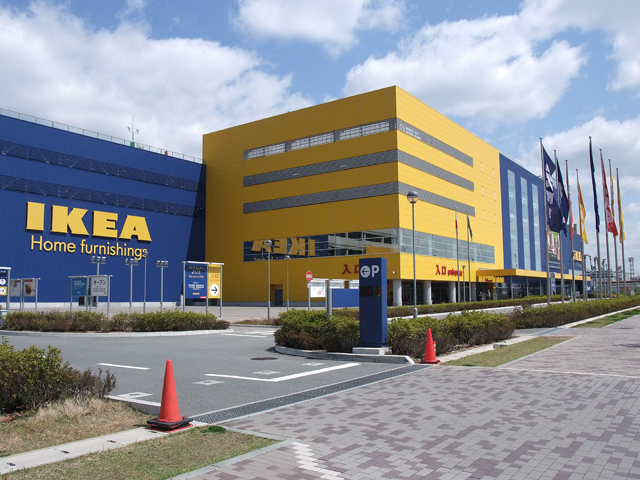 IKEA神戸(イケア)