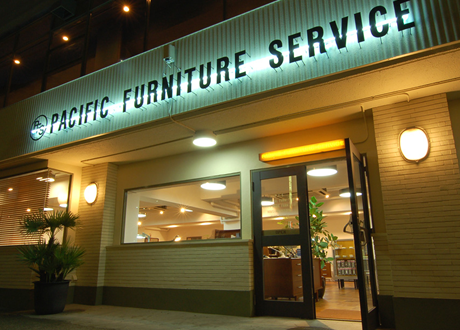 PACIFIC FURNITURE SERVICE(パシフィックファニチャーサービス)