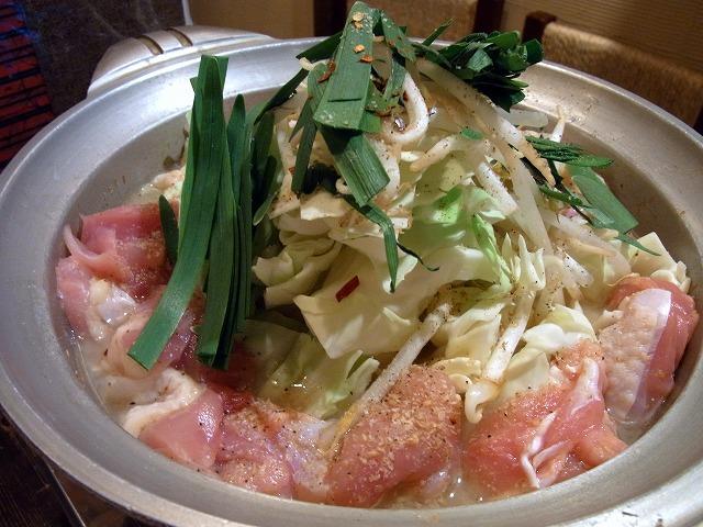 大阪の鍋料理が美味しい店