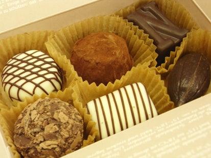 銀座チョコレートショップガイド