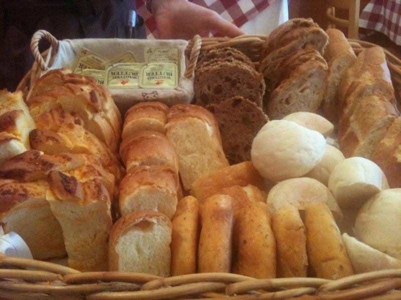 東京のパン食べ放題ランチ!おすすめ5選