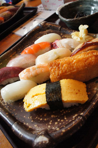 日本海 海の華