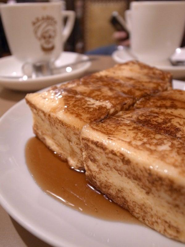 大阪のフレンチトーストが美味しいお店
