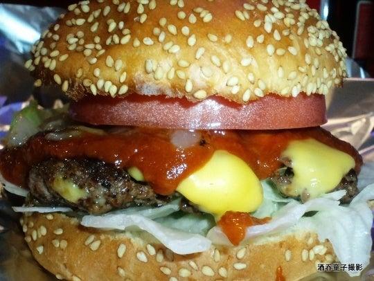 ハンバーガー屋 ジャンク