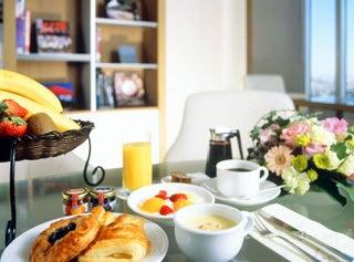 [朝食]リラッサ
