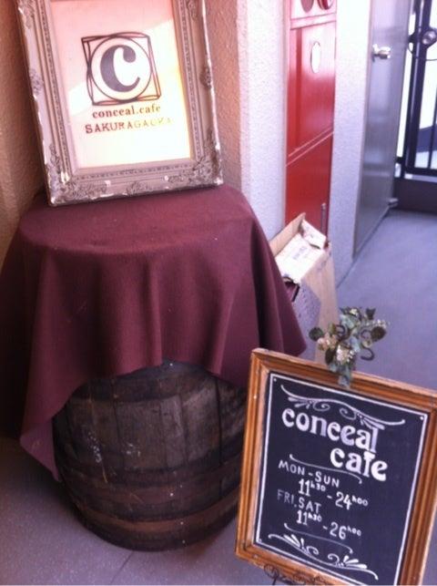 conceal.cafe SAKURAGAOKA(コンシール カフェ サクラガオカ)