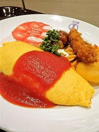 洋食や 三代目 たいめいけん ダイバーシティー東京プラザ店