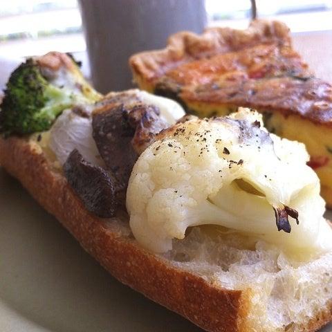ユヌクレでは野菜を使ったパンが特に美味しい!