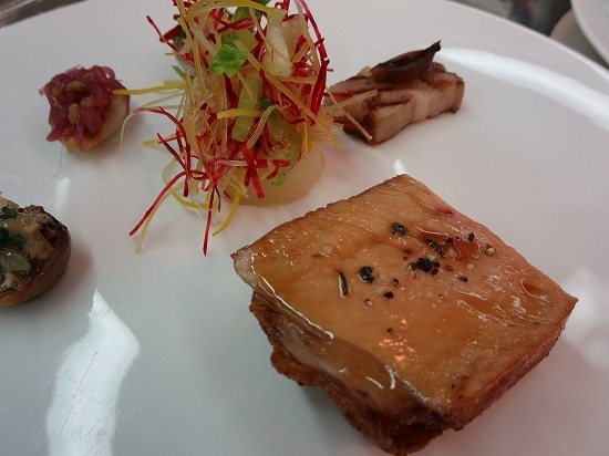 レストラン・ロオジエ(RESTAURANT L'OSIER)