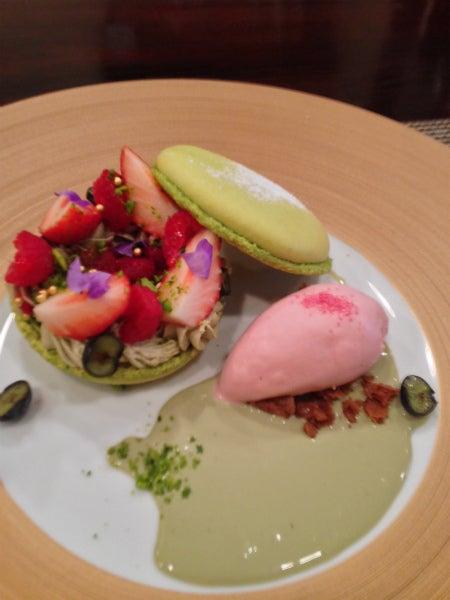 デセール ル コントワール(Dessert Le Comptoir)