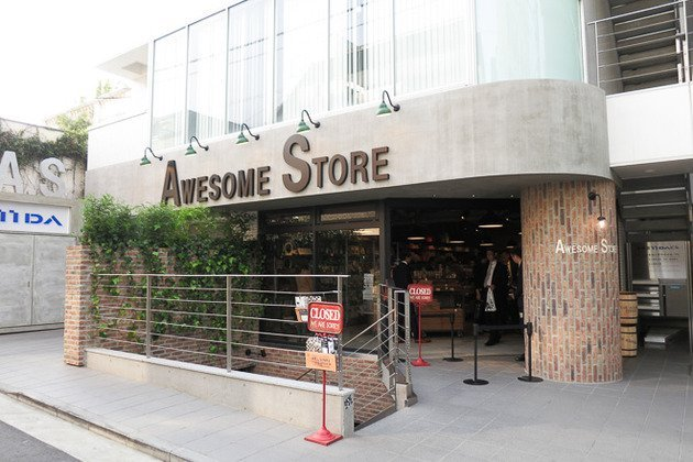 AWESOME STORE 原宿表参道店