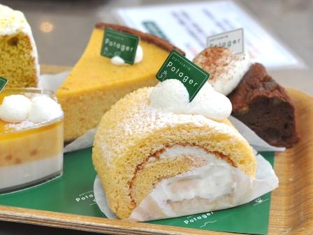 中目黒おすすめスイーツ~驚きの野菜ケーキ・たい焼き・タルトなど~