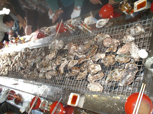 牡蠣 ひな せ