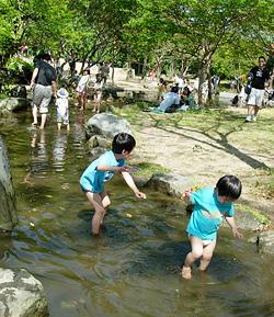 関西の水遊び公園・じゃぶじゃぶ池【大阪・京都・兵庫・滋賀・奈良・和歌山】